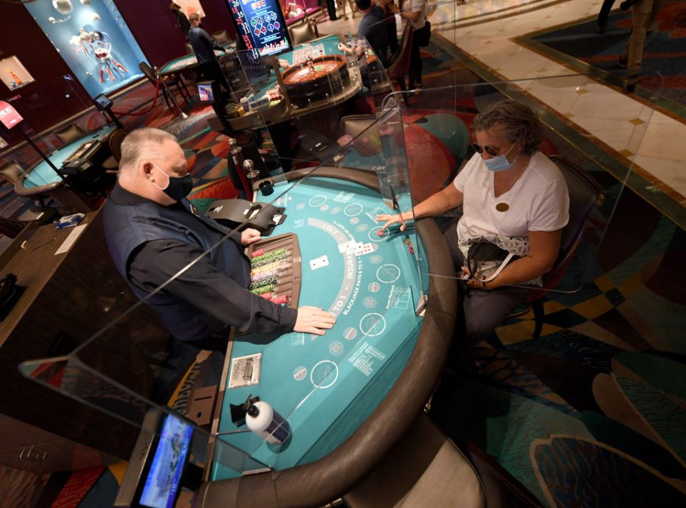 What are the new lockdown rules as casinos prepare to reopen? : CityAM