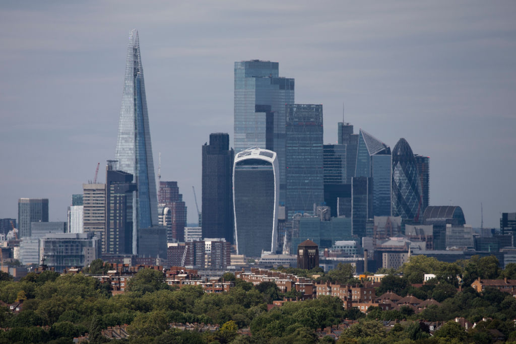 City calls for deeper tax relief as UK sinks into recession