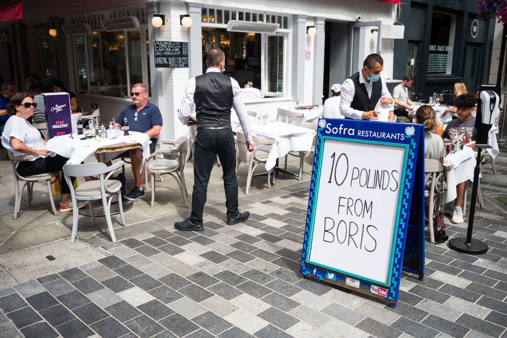 Eat Out To Help Out Scheme Launches Across The UK