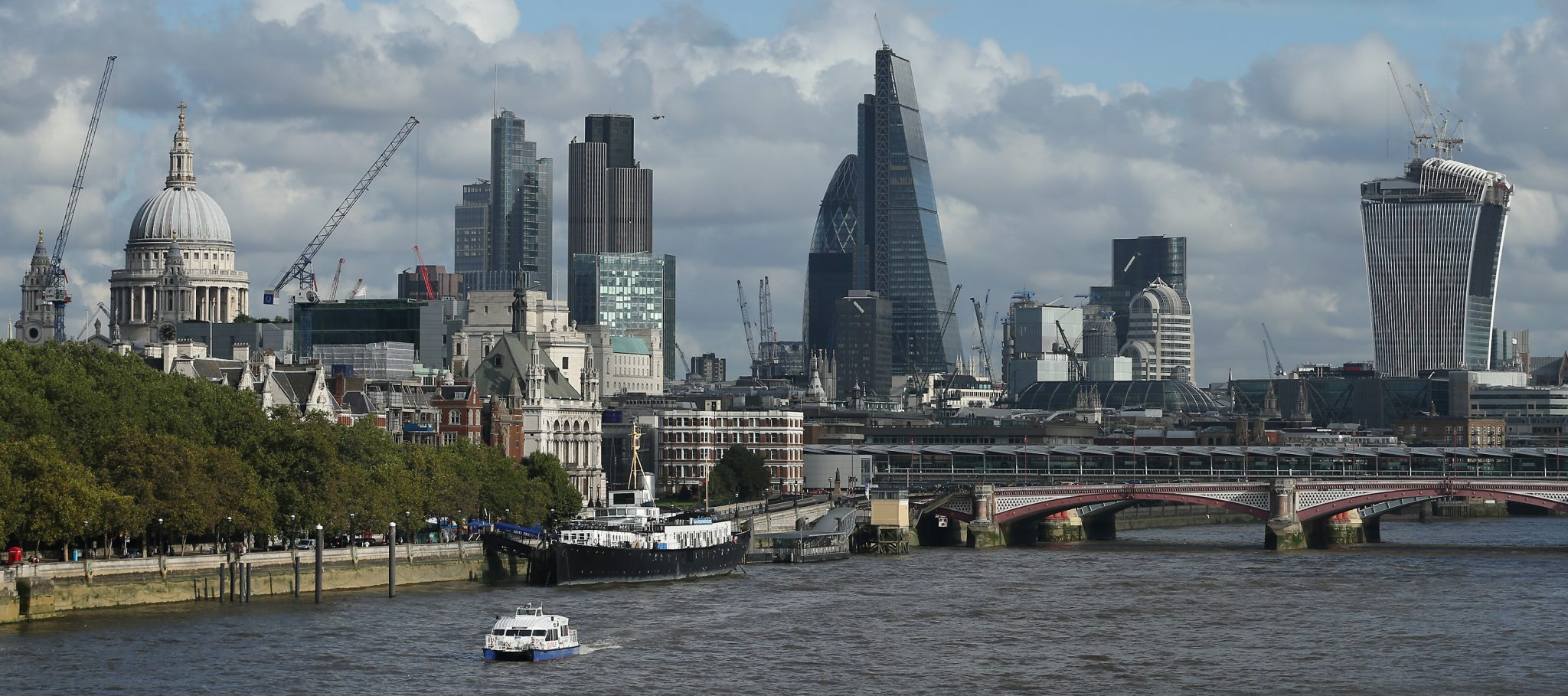 London calling: Why it's time to bring life back to our city's streets