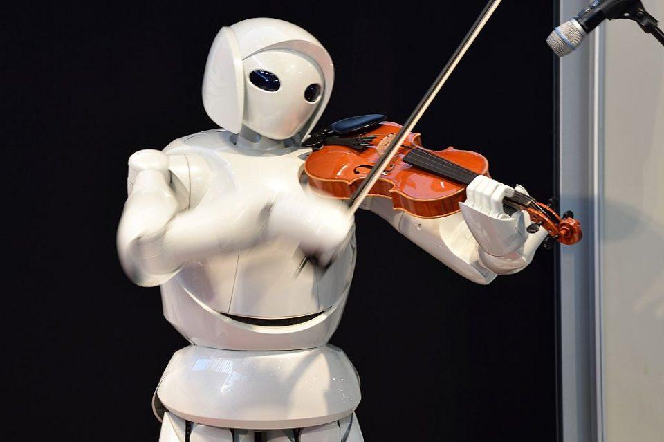 JAPAN-TECHNOLOGY-ROBOT