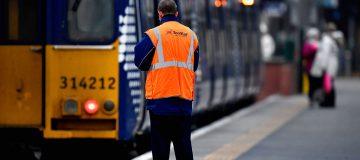 Scotland rail incident ScotRail