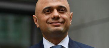 BRITAIN-POLITICS-IMMIGRATION-JAVID