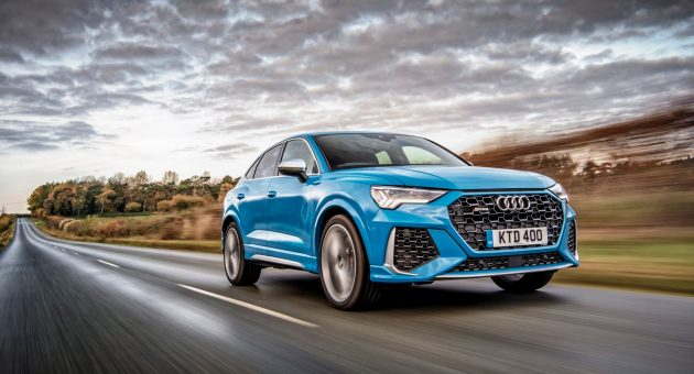 The Audi RS Q3 is a super-quick compact SUV that splits opinion