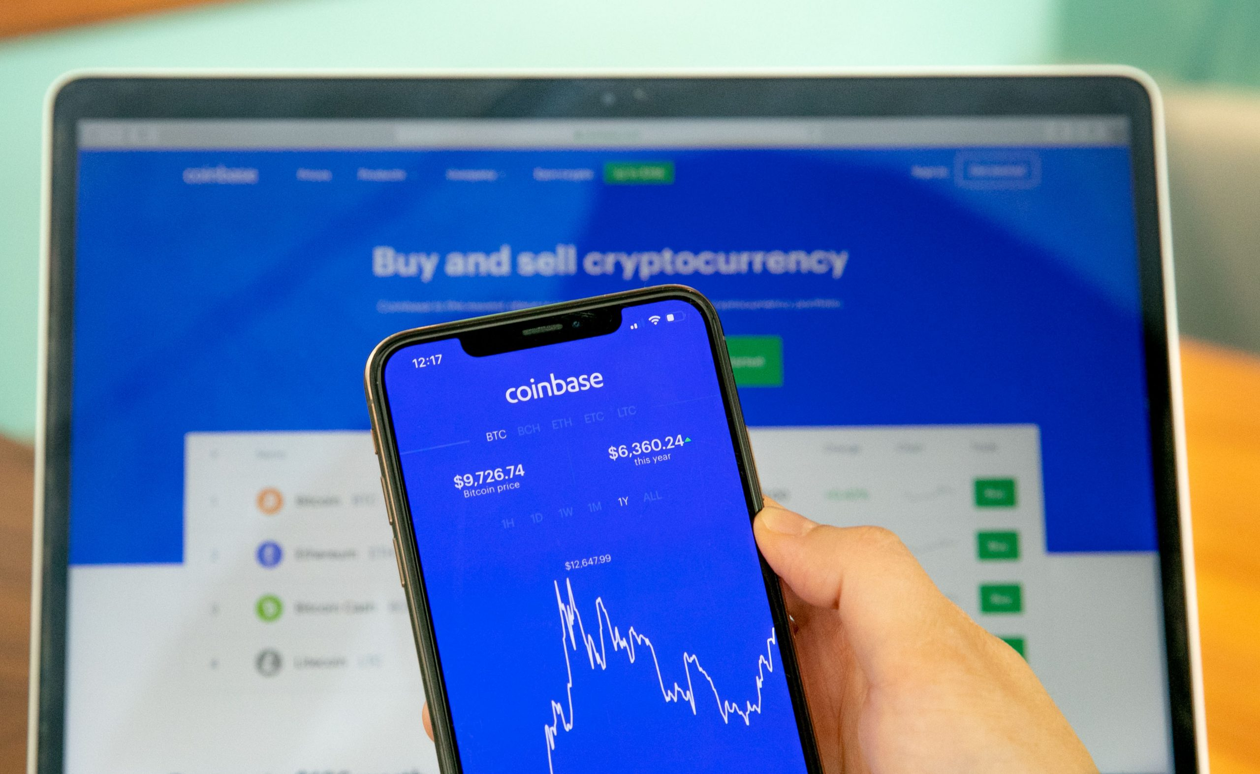 Coinbase shares jump over 50 per cent as firm smashes debut expectations