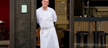 Back to business: Top Cuvée's Brodie Meah on how corona has made people value local restaurants