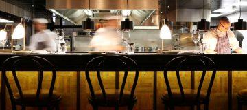 Reopened restaurants in London