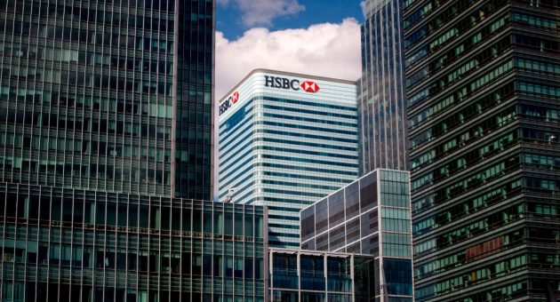 HSBC to overhaul business model as ultra-low interest rates hit profit