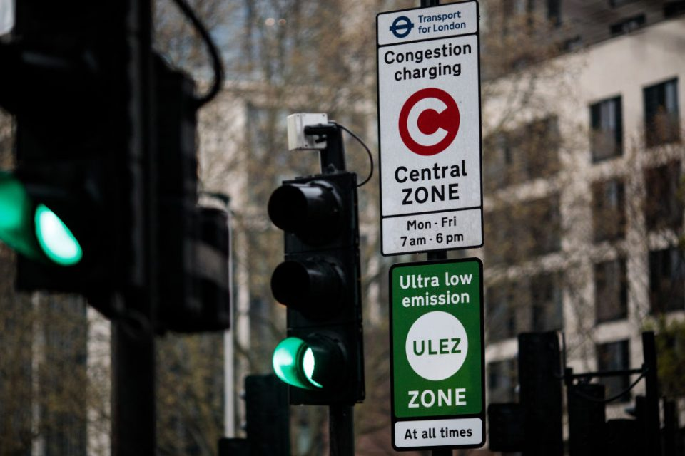 The Ultra Low Emissions Zone Comes Into Effect