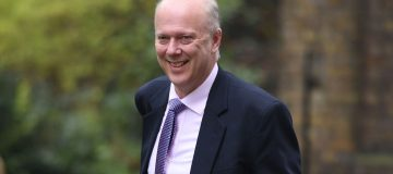 Former transport secretary Chris Grayling's latest endeavour has been revealed - an £100,000 per year role to advise a global port company.