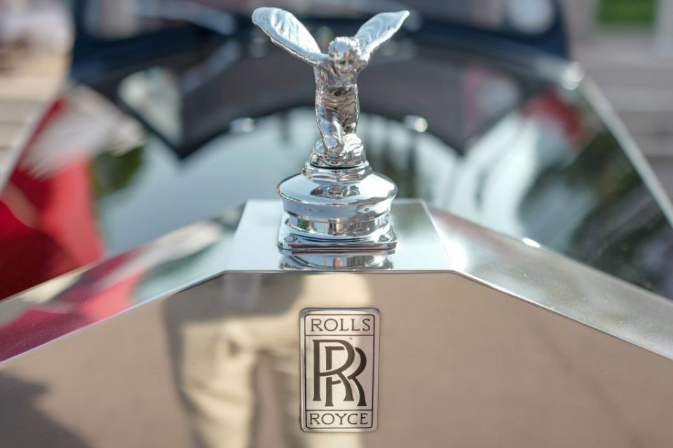 The boss of luxury car maker Rolls-Royce today said that the company was committed to a future in the UK