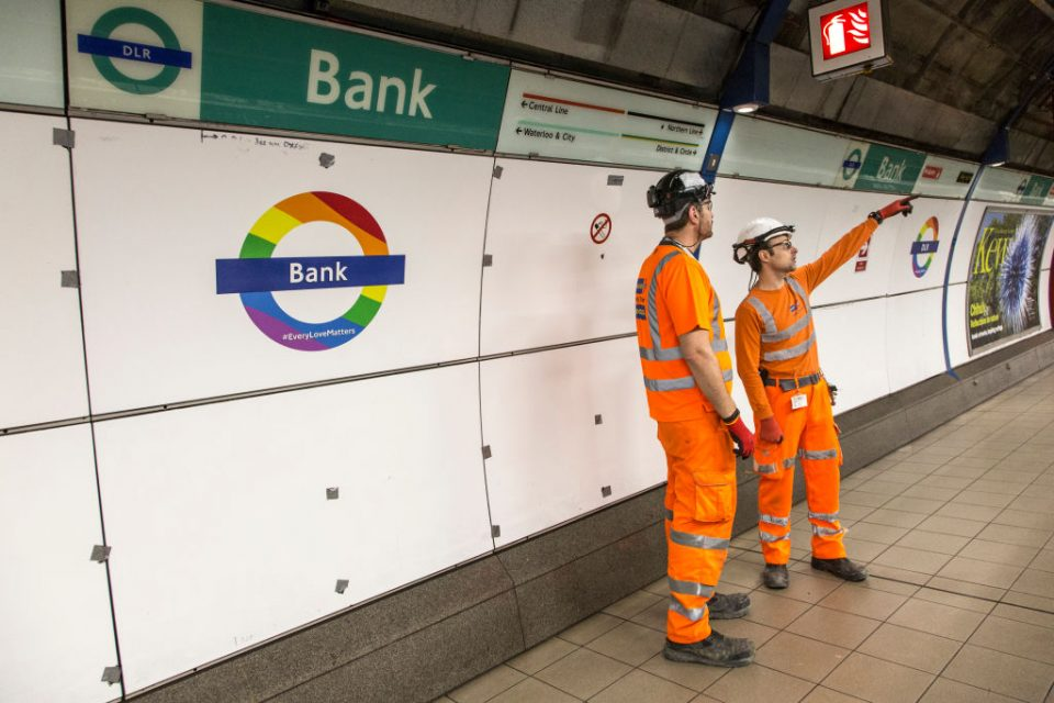 London Supports Gay Pride 2019