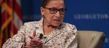 US Supreme Court judge Ruth Bader Ginsburg dies of cancer aged 87