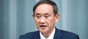 Yoshihide Suga replaced Shinzo Abe as the Prime Minister of Japan
