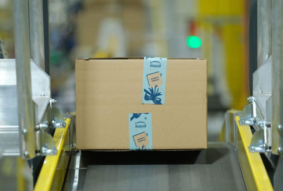 Amazon UK tax