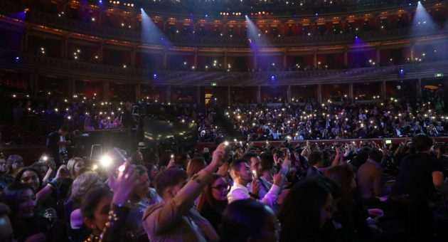 Royal Albert Hall boss warns unvaccinated attendees risk being barred