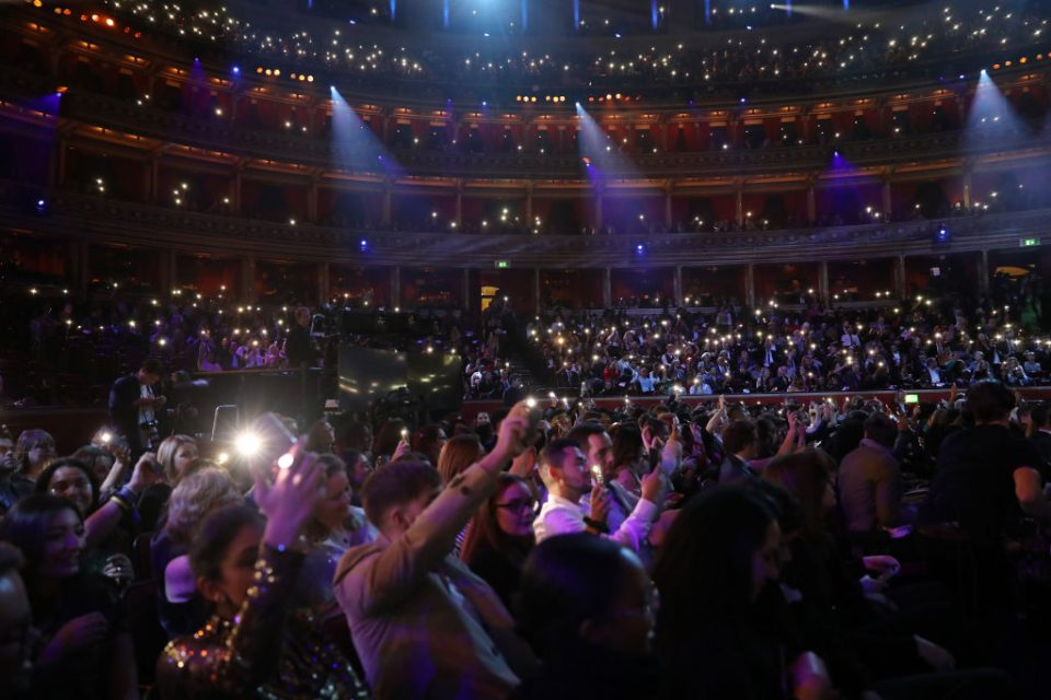 2019 Global Citizen Prize at The Royal Albert Hall - Show