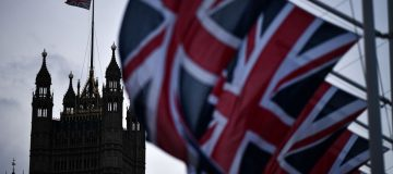 UK Enters Brexit Transition Period London
