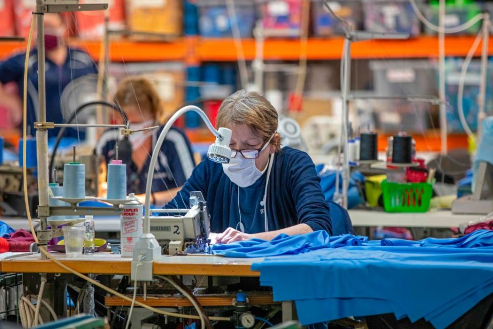 UK factories grow at fastest pace in six years but weakness remains