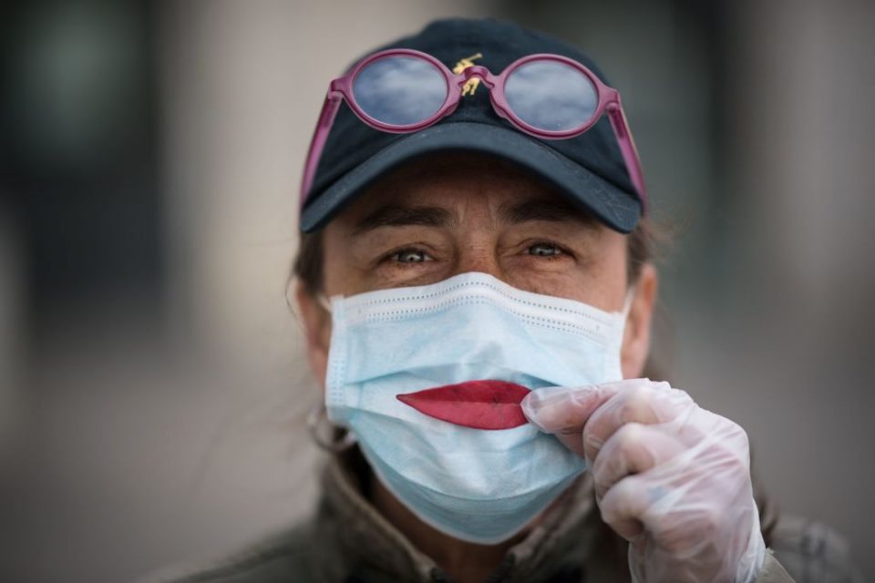 women work coronavirus