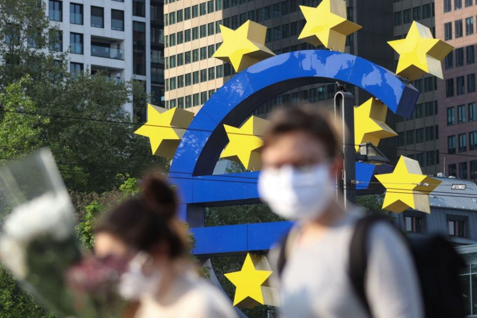 Eurozone investor morale rises for fifth month in a row