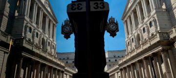 FTSE 100 drops ahead of Bank of England decision