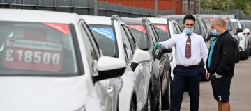 New car sales dropped again last month, reversing July's increase, with just over 87,000 models sold in what is traditionally one of the quietest months for trading.