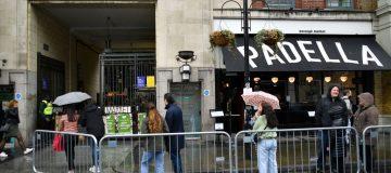 No London coronavirus restrictions planned, says Downing Street