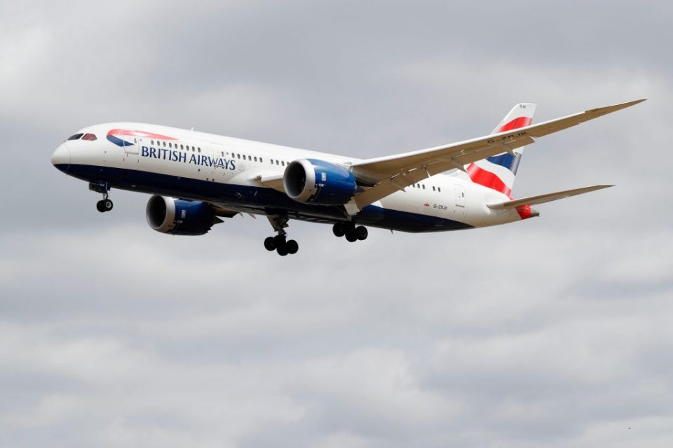 """The chief executive of British Airways has said that the airline is still """"battling for its own survival"""" as travel disruption due to the coronavirus pandemic drags on."""