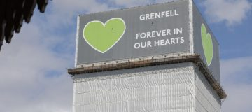 Third Anniversary Of Grenfell Tower Fire