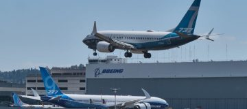 """The two Boeing 737 Max crashes which killed 346 passengers last year were the result of a """"horrific culmination"""" of errors at the aerospace giant."""
