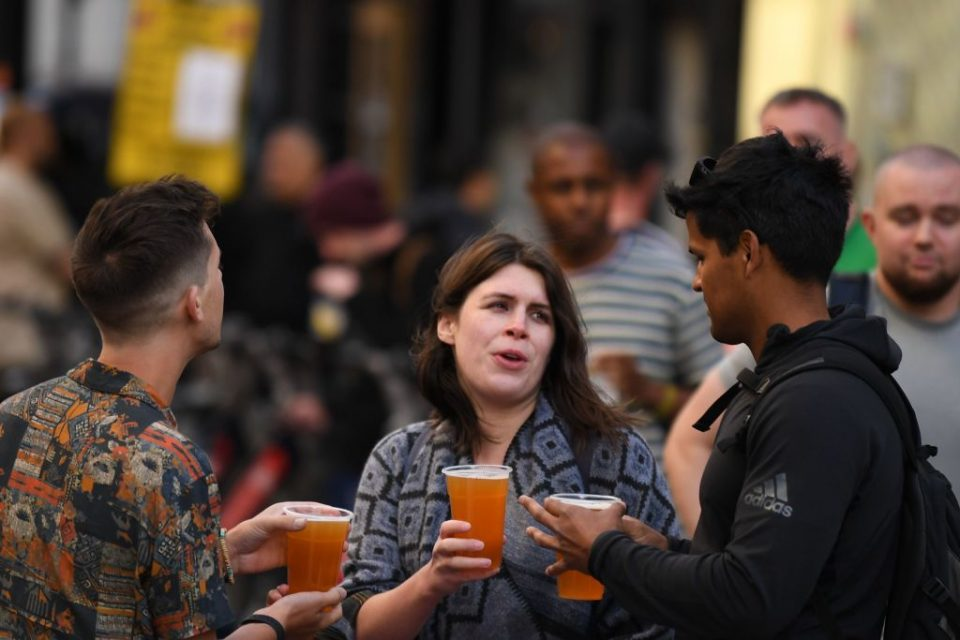 UK economy grows 6.6 per cent in July as recovery continues