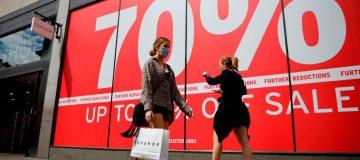 retail job losses