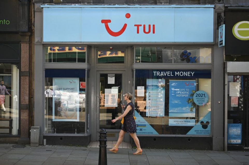 Travel giant Tui UK will refund all package holidays cancelled due to the coronavirus by the end of the month, the UK's competition watchdog announced this morning.