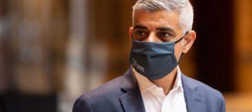London lockdown restrictions 'increasingly likely', warns Sadiq Khan