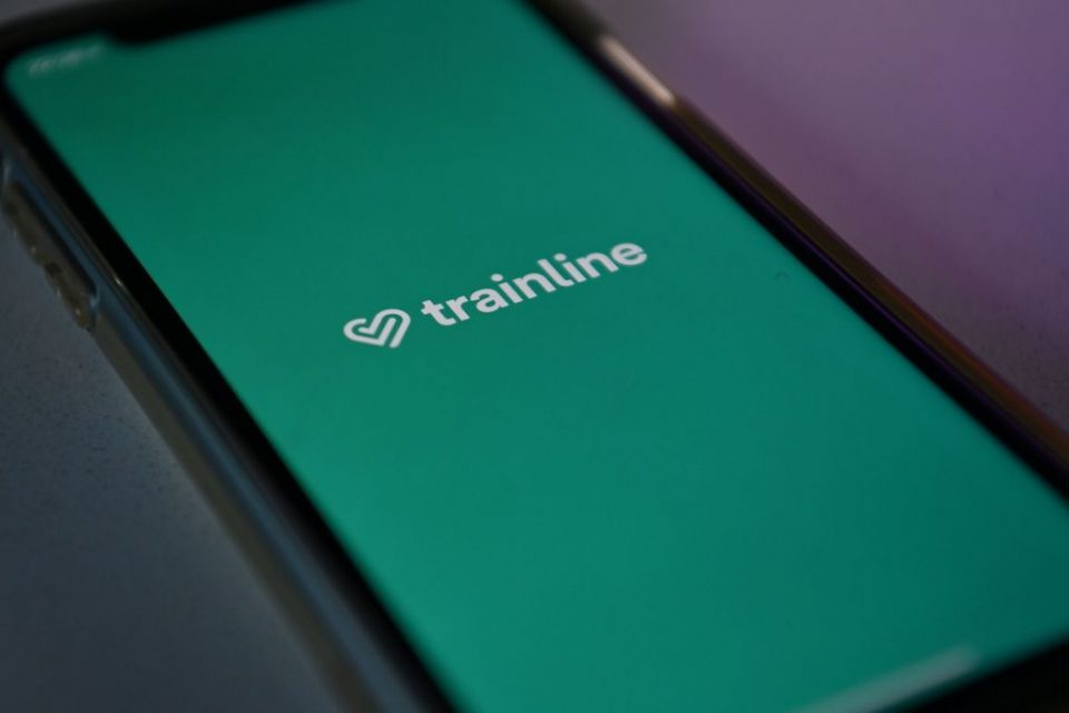 Shares in train ticketing app Trainline fell nearly a third this morning after the government unveiled plans for a new ticketing platform as part of sweeping rail reforms.es at online rail ticketing firm Trainline down to less than a fifth of last year's take as passengers numbers flatlined in the first half.