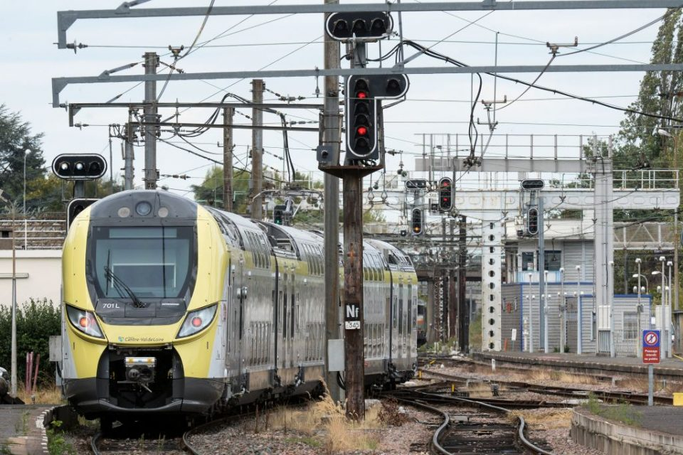 French transport giant Alstom has announced that it will buy Canadian firm Bombardier's rail business for $350m (£270m) less than previously indicated.
