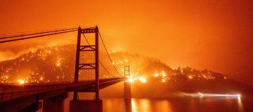 climate change coronavirus california