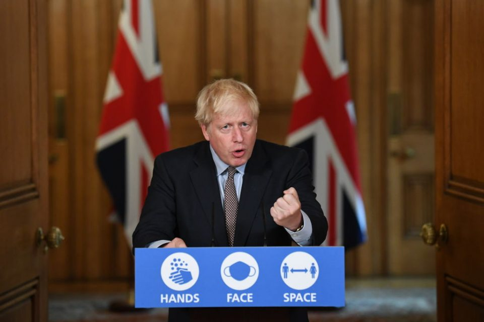 Prime Minister urges Tory MPs to back him over bill