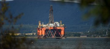 Shares in Premier Oil rose 7.9 per cent today after the firm confirmed that it was in talks over a potential refinancing alternative with fellow North Sea company Chrysaor.