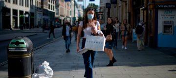 high street coronavirus lockdown pandemic retail