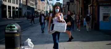 London may be days away from new coronavirus restrictions
