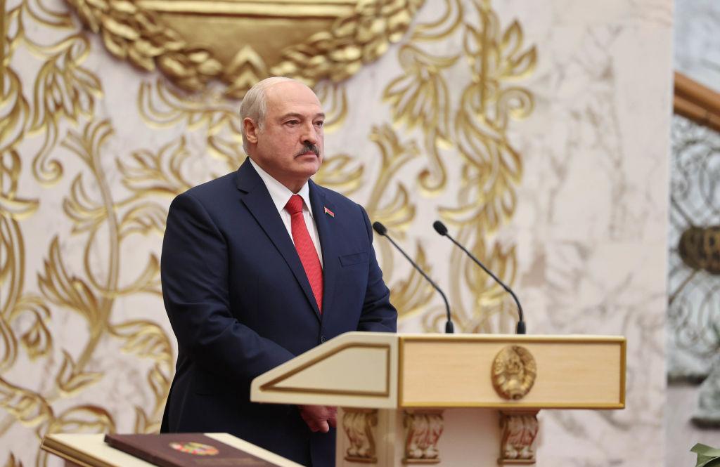 UK sanctions Belarus President Alexander Lukashenko for vote rigging