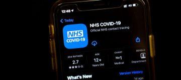 BRITAIN-HEALTH-VIRUS-APP