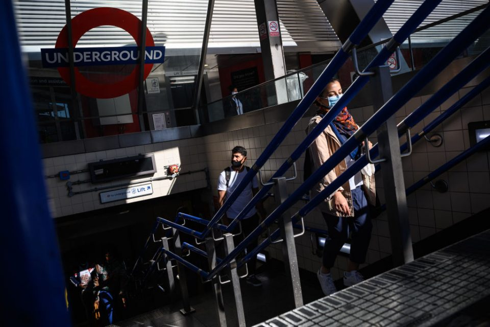 Transport for London (TfL) is facing a funding gap of up to £2bn every year as a result of Covid-19, a new report has found.