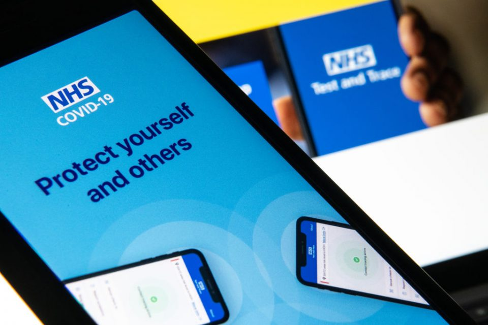NHS England Apps Enlisted In Covid-19 Fight - Photo Illustrations