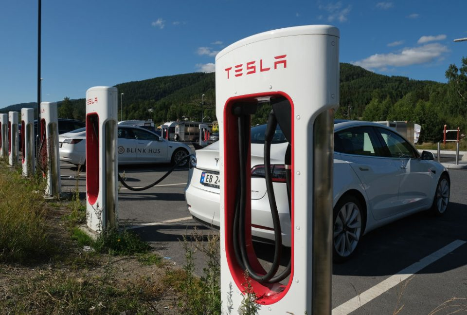 Tesla today said that it would sell $5bn (£3.7bn) in new shares as the electric car maker seeks to cash in on a record rally which has seen the stock rise nearly 500 per cent this year.