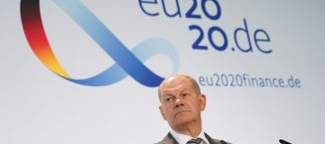 Olaf Scholz German finance minister brexit