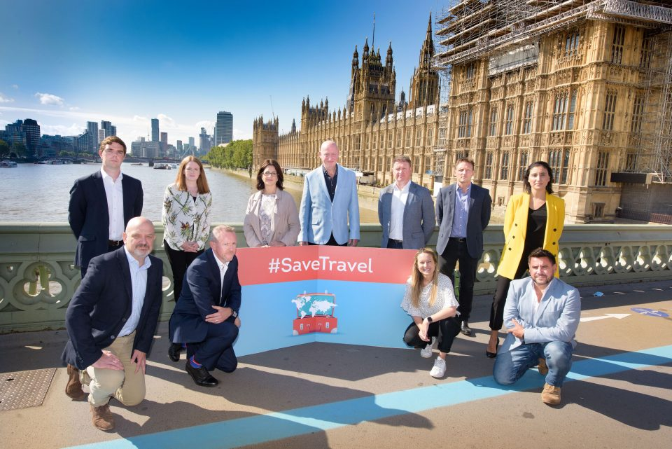 Leading figures from across the UK travel industry have come together in an urgent plea for government support to help stave off hundreds of thousands of potential job cuts.