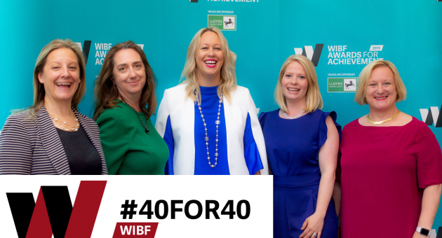 WIBF 40for40 List